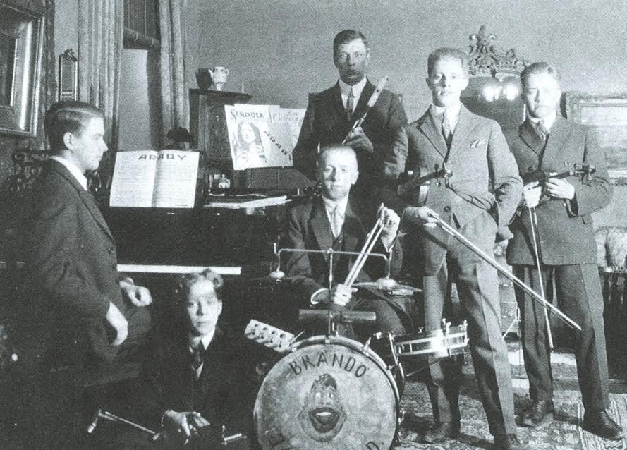 heiroth jazz band